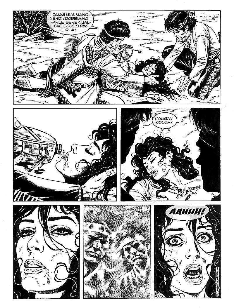 « Il Ritorno di Lupe » par Mauro Boselli et Alessandro Piccinelli (n° 682).