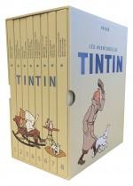 coffret tintin