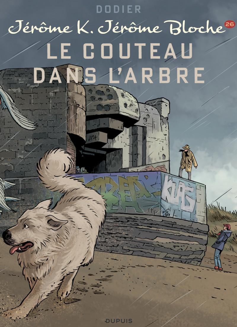 Couverture du tirage de tête (Dupuis 2017)