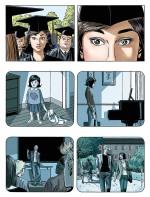 « Il Caso della gemella perduta » par Steve Boraley, Giancarlo Berardi et Maurizio Mantero.