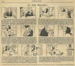 Une histoire en images signée Aristide Perré dans le n° 1226 du 28 janvier 1932.