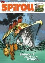 Couverture pour Spirou n° 4145 (20 septembre 2017)