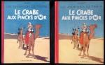 « Crabe » alterné A22 (ex. découpé) et A21 côte à côte.