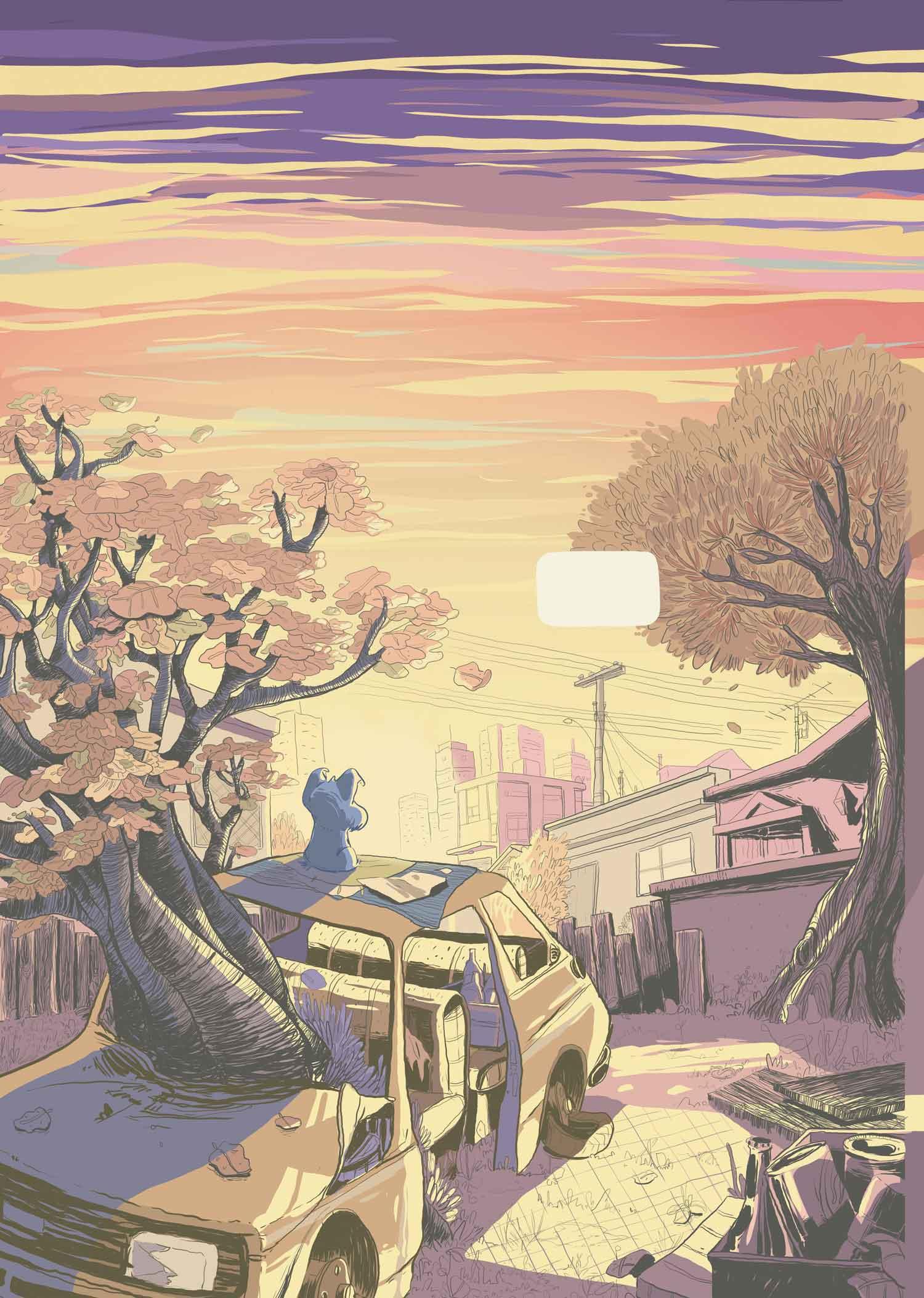 Bidou, Une vie de chien page 12