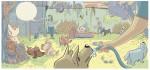 Bidou, Une vie de chien case page 24