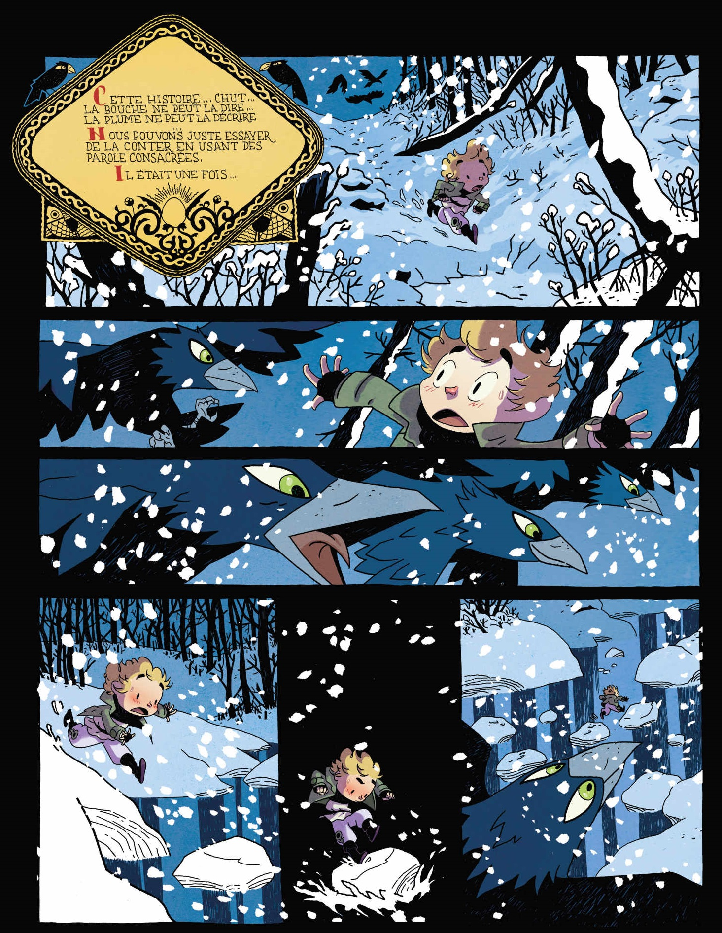 Balthazar au pays Blême page 11
