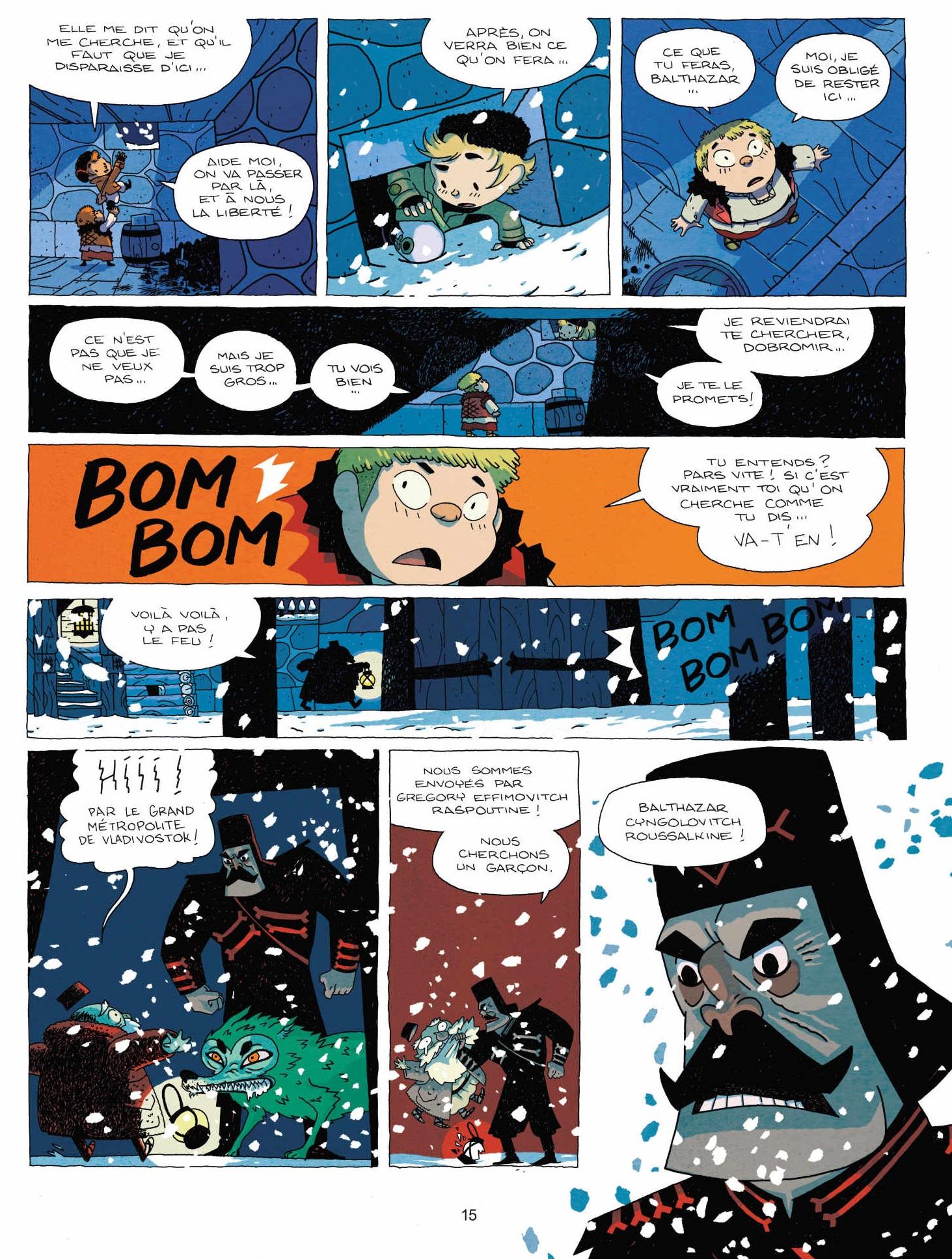 Balthazar au pays Blême page 15