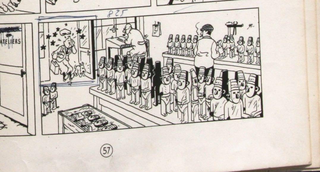 20 à 30 « Oreille » A21 stockées ?!?!