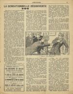 L'une des nombreuses nouvelles chichement illustrées parues dans L'Épatant en 1934.