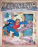 Le dernier n° de L'Épatant première série : n° 1517 du 26 août 1937.