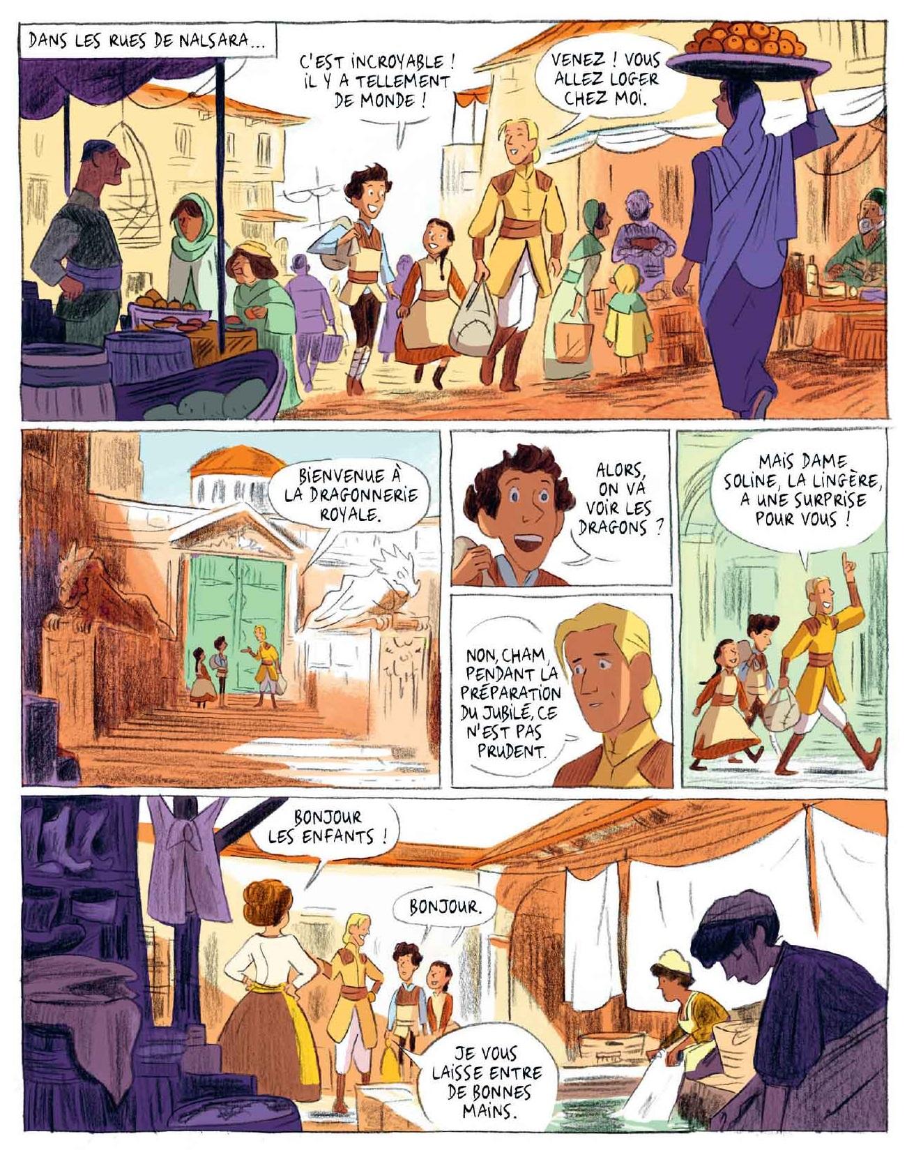 Les dragons de Nalsara T1 page 39