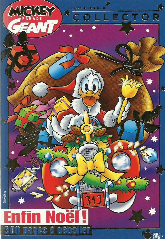 Mickey Parade Géant Collector couv