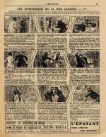 Extraits du n° 1515 du 12 août 1937.