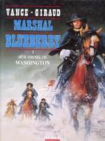 Couverture du 1er tome (Alpen Publishers 1991)