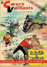 Coeurs Vaillants 1960-15 Fac-similé