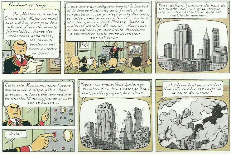 « L'Affaire Tournesol » page 51.