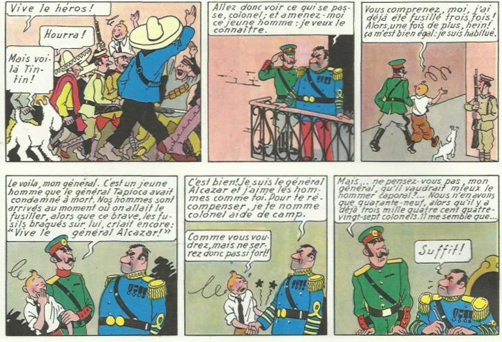 « L'Oreille cassée » page 22.