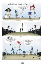 Le Blouze de l'Aigle page 18