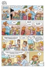 Seule à a la récré page 5