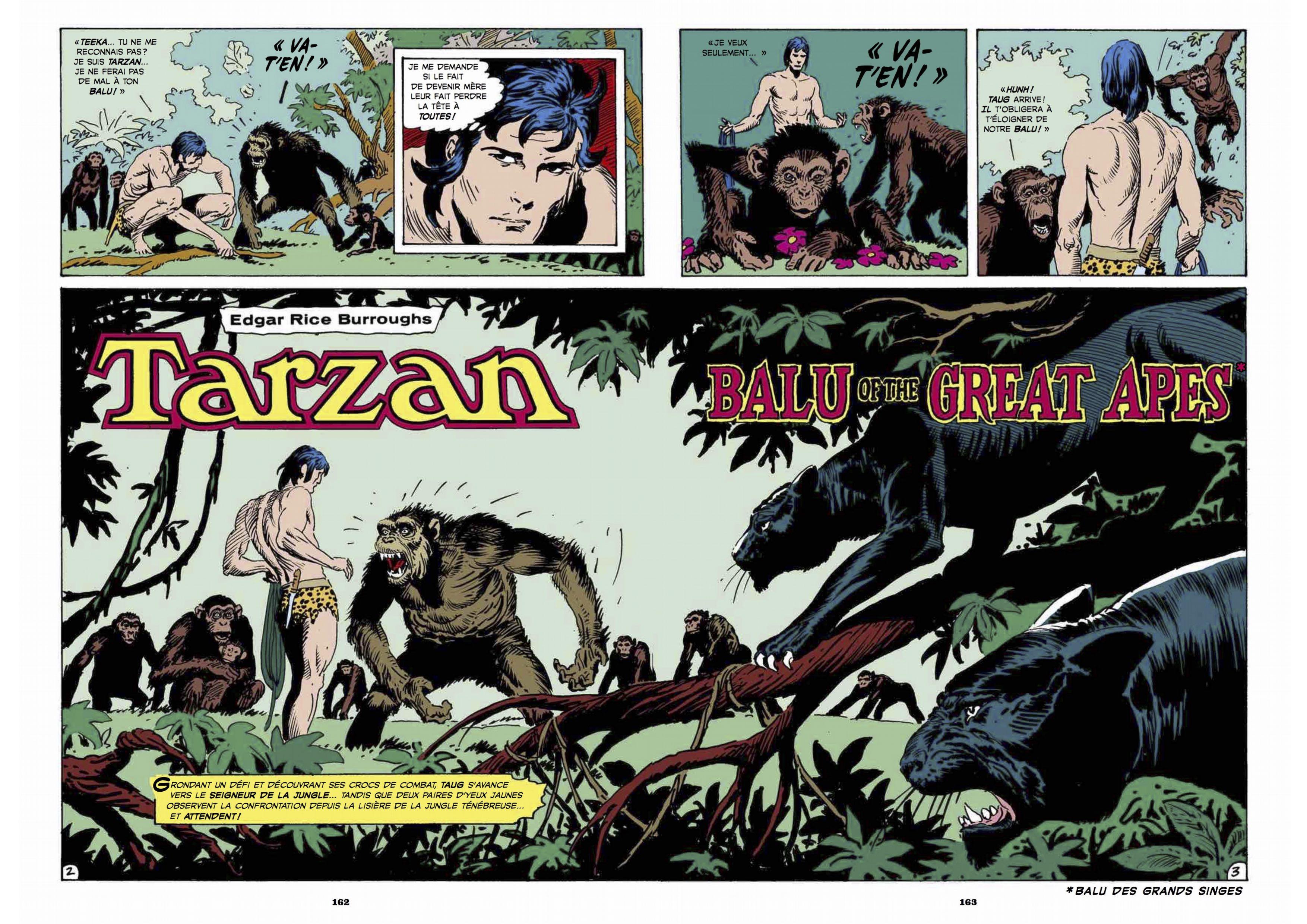 Tarzan 162-163