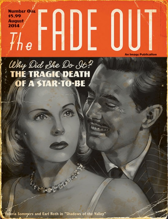 The fade Out illustration