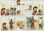 « Tintin et les Picaros » page 7.