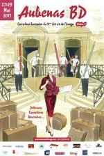 En 2011, Annie Goetzinger avait signé l'affiche du festival d'Aubenas