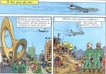 « Tintin et les Picaros » page 11.