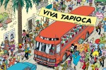 « Tintin et les Picaros » page 54.