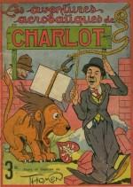 13 albums de « Charlot » de Thomen publiés par la S.P.E. entre 1926 et 1935.