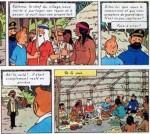 « Tintin et les Picaros » page 33.