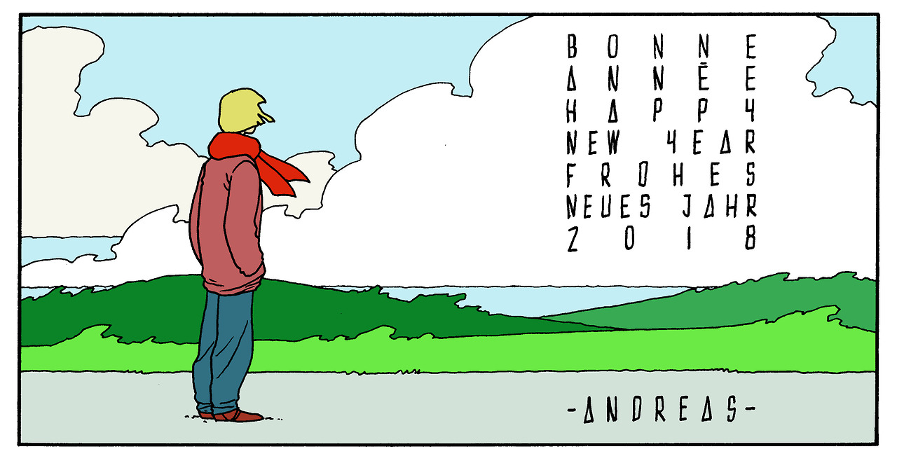 vœux Andreas