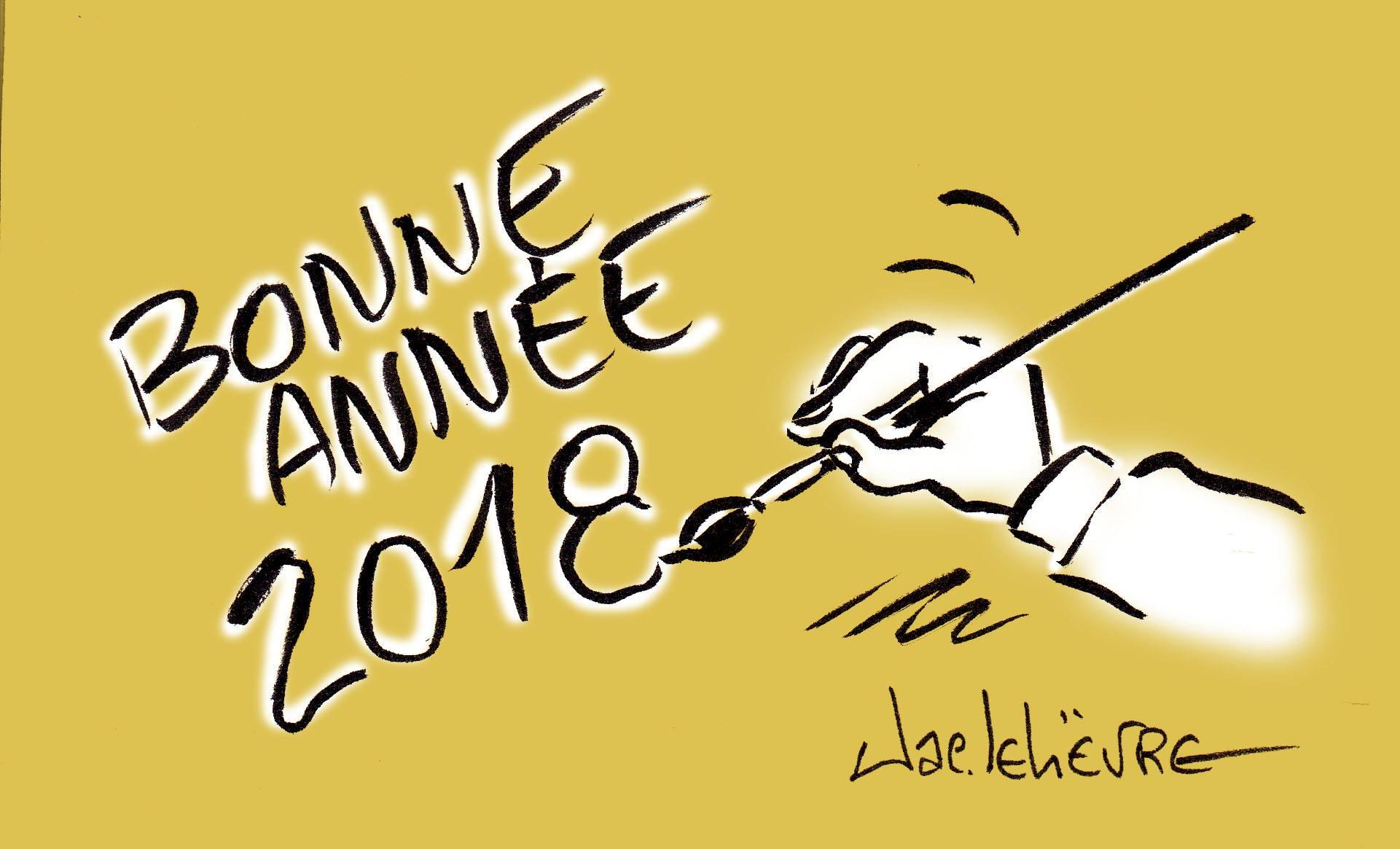 vœux Jac Lelièvre
