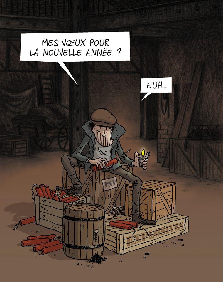 vœux Olivier Jouvray