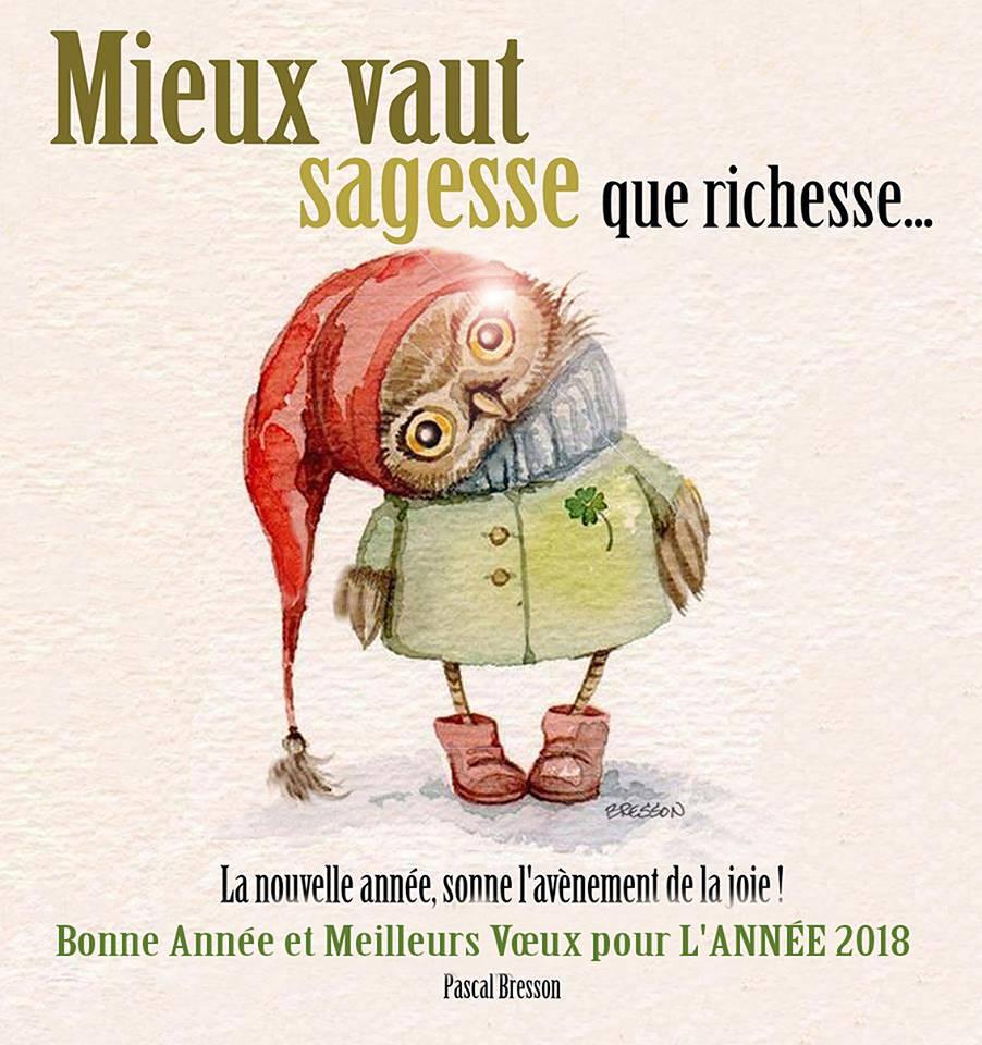 vœux Pascal Bresson