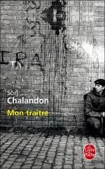 Couverture pour le roman de Sorj Chalandon (Le Livre de poche, 2009)