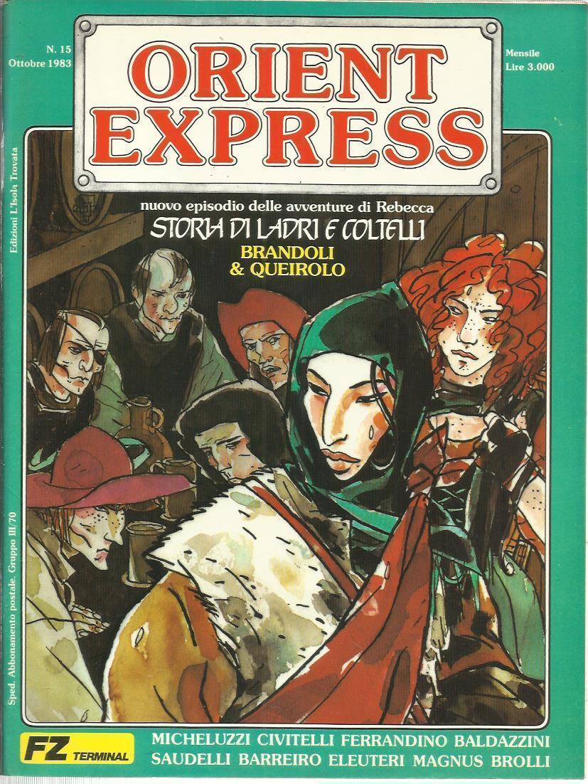Rebecca orient express15