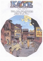 Première rencontre (planches 1 et 2 - Le Lombard 1981)