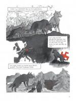 Le territoire des loups (planches 1 et 2 - Dupuis 2018)