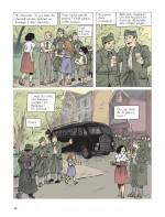 """""""On s'en fout de la guerre !"""" (planche 18 - Dupuis 2018)"""