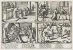 « Le Meurtre du roi Henri III » par Frans Hogenberg.