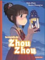 Couverture tome 1 Zhou zhou