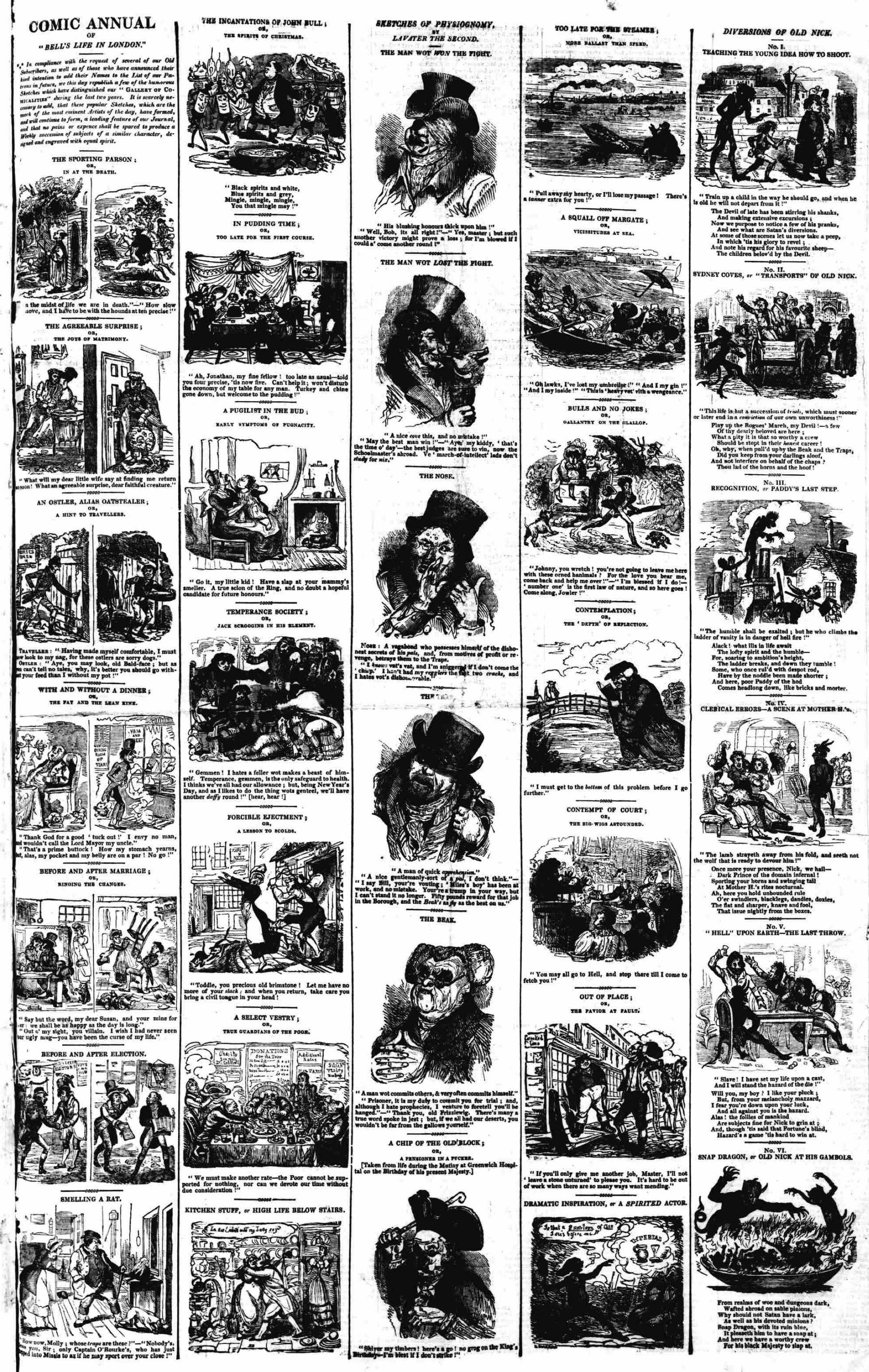 « Diversions of Old Nick » (sur la colonne de droite).