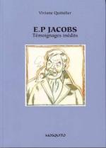 E. P Jacobs - témoignages inédits