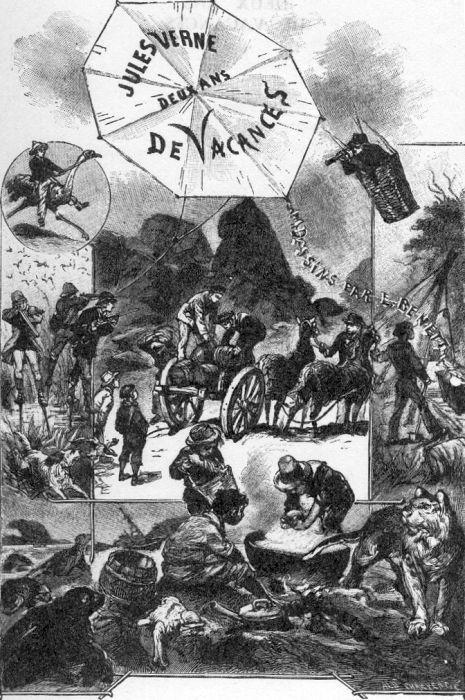 Illustration-originale-de-la-couverture-par-Léon-Benett.