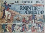« Le Comte de Monte-Christo » par René Giffey.
