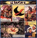 « Le Rayon U » par Edgar P. Jacobs.