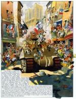 « La Bête est morte » par Edmond-François Calvo, Victor Dancette et Jacques Zimmermann.