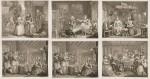 « A Harlot's Progress » par William Hogarth.