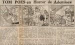 « Tom Poes » par Marten Toonder et Jan-Gerhard Toonder.